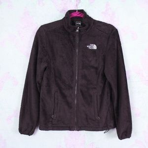 The North Face Galaxy Purple Sherpa Osito Jacket